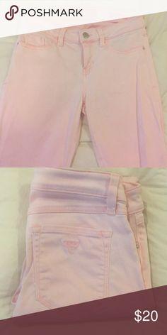 Guess Jeans Pink Guess jeans Guess Jeans Skinny