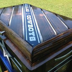 Custom Wooden Coolers By Wwbs On Etsy 260 00 Beverage