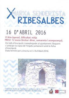 Avance de la agenda del 11 al 17 de abril de 2016 en #Onda y la Mancomunidad #Espadán- #Mijares http://www.eltriangulo.es/contenidos/?pagename=agenda-semanal