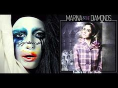 ▶ Valley of Applause - Lady Gaga + Marina And The Diamonds | YouTube.com