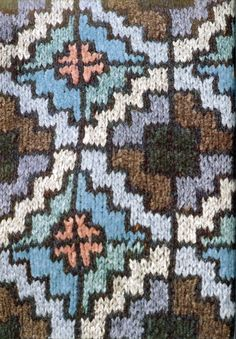 Alice Starmore - The Celtic Collection JPG, USA] - Алина Азинова - Webové albumy programu Picasa Intarsia Knitting, Intarsia Patterns, Knitting Charts, Knitting Stitches, Knitting Patterns, Alice Starmore, Crochet Chart, Knit Crochet, Tapestry Crochet