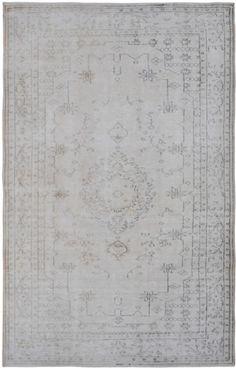 bayat / vintage turkish rugs - sun-faded on rooftops