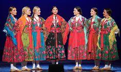Traditional Polish Highlander Costumes