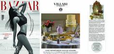VILLARI - HARPER'S BAZAR SEPTEMBER 2015 