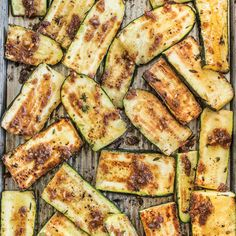 Roasted Zucchini with Anchoïade