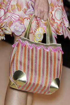 Anna Sui Spring 2009 - Details