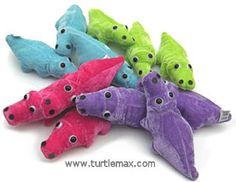 Colorful Alligator Plush Toys (12)