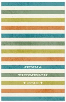 Western Stripe by Laura Hankins for Minted.