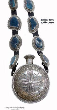 Twitter / PNTradingCo: #Navajo silversmith Sunshine ...