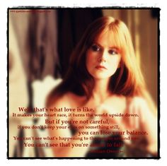 Quote to Remember: PRACTICAL MAGIC [1998]
