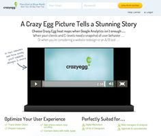 5 Video Landing Page Examples That Will Make You Jealous Egg Pictures, Landing Page Examples, Google Analytics, Jealous, How To Plan, How To Make, Make It Yourself, Thoughts, Startups