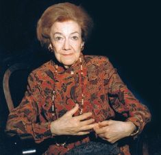 Ana Aslan has lived for almost 92 years. It was a longevity, according to scientific definitions. Ana Aslan was born in Brăila and attended Romanian People, Aging Process, Okinawa, Health And Beauty, Anti Aging, Women, Youth, Pandora, News