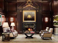 Rosewood Hotel Georgia, Vancouver, Canada : Condé Nast Traveler