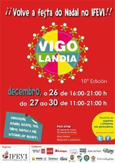 X Vigolandia en #Vigo