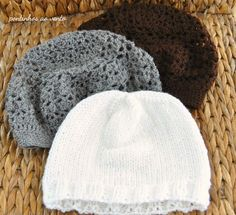 pontinhos ao vento: Crochet Vs Tricot