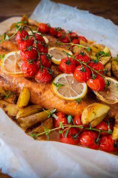 Ratatouille, Bruschetta, A Food, Nom Nom, Sausage, Fish, Vegetables, Eat, Ethnic Recipes