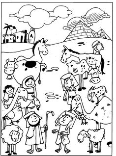 Moses In The River Puzzle (Activity Sheet) Activity sheets