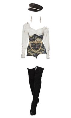 Designer Clothes, Shoes & Bags for Women Kpop Fashion Outfits, Stage Outfits, Edgy Outfits, Mode Outfits, Dance Outfits, Classy Outfits, Mode Pastel, Mode Emo, Look Street Style