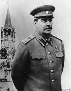 What is the message in the following joseph stalin's speech?