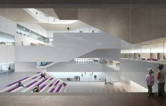 library competition architecture - Google Search