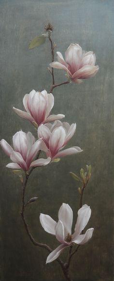 """Katie G. Whipple, """"Magnolia"""""""