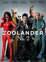 libri che passione: Ben Stiller e Zoolander II  nelle sale italiane da...