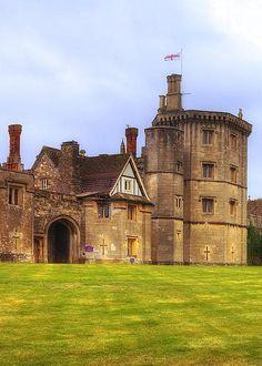 Thornbury Castle, Thornbury, Gloucestershire, England. By Joana Kruse