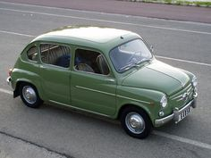 With the Sava tires and the Passion hubcaps for the What do you think … - Exotic Cars Fiat 600, Airplane Car, Fiat Abarth, City Car, Small Cars, Car Brands, Exotic Cars, Cars And Motorcycles, Car Seats