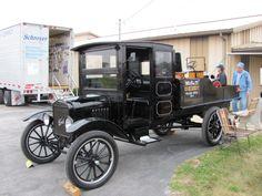 1923 Ford TT