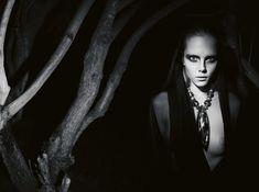 Josefine Nielsen by Sean McMenomy for Dansk S/S 2012