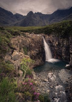 Glen Brittle, Scotland