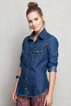 camisa maxi boyfriend | Dress to