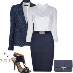 A fashion look from April 2013 featuring Philosophy di Alberta Ferretti blouses, Joseph blazers and L.K.Bennett skirts. Browse and shop related looks.