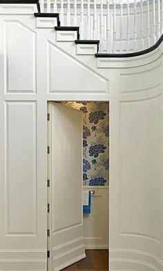 Foyer Jib Door