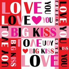 ♥Kaartje2go - Valentijnskaarten - Liefdeskaart LB-19