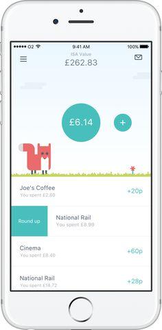 SAVE: MoneyBox — A savings app for cash poor millennials