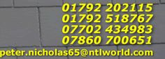 Roofers Swansea Roofing Peter Nicholas and Sons Swansea, House, Ideas, Home, Thoughts, Homes, Houses