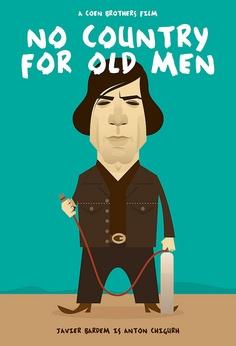No Country for Old Men by Stan Chow