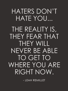 Jealousy Quotes: So true but I hope for them they can. I hoe they have the motivation and determi. - Hall Of Quotes Jealousy Quotes, Wisdom Quotes, True Quotes, Great Quotes, Words Quotes, Wise Words, Quotes To Live By, Motivational Quotes, Funny Quotes
