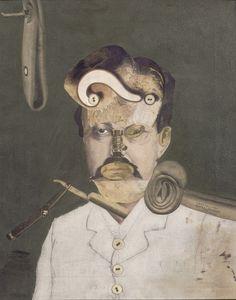 Souvenir d'oncle Auguste, Georges Grosz, 1919