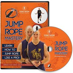 Jump Rope MASTERY: Fitness Training DVD ✪ Lose Weight & Increase Muscle Tone, Dexterity & Endurance With This Home Gym Tool ✪ Athlete Approved Instructional Videos for Men, Women, & Kids ✪ Perfect for Crossfit WODs, Boxing Training & MMA Epitomie Fitness http://www.amazon.com/dp/B00V29CY3E/ref=cm_sw_r_pi_dp_FM2Tvb0PC4EWN