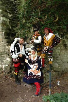Landsknechts at Medieval Week in Visby (Sweden) 2013