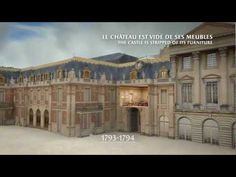 Versailles after the French Revolution video of tour   for CC Cycle 2 Week 11 & 12