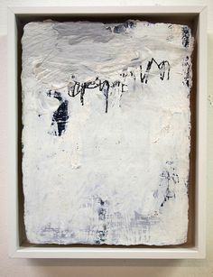 """Berlin Notes"", oil & charcoal by Harold Hollingsworth, via Flickr"