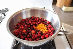 Married to Davis: Cranberry Sauce
