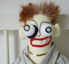 Monsters We Love by Kerry on Etsy