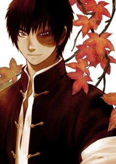 Zuko. He makes fall look so good.