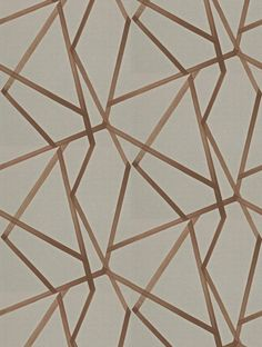 Buy Sumi Ivory/Mustard in Ivory/Mustard, a feature wallpaper from Harlequin, featured in the Momentum 3 Wallpapers collection from Fashion Wallpaper. Harlequin Wallpaper, Copper Wallpaper, Bold Wallpaper, Feature Wallpaper, Black And White Wallpaper, Fashion Wallpaper, Modern Wallpaper, Bathroom Wallpaper, Geometric Wallpaper