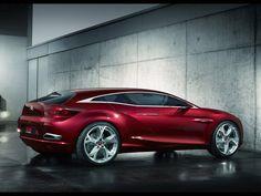 Citroen GQ Concept Car
