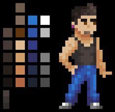 13 Best 16 Bit Pixel Art Images Pixel Art Art Pixel Art